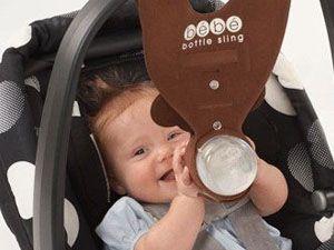 best-stroller-hacks-bottle-sling