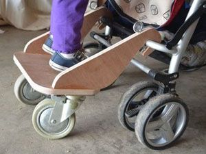 best-stroller-hacks-diy-buggy-board