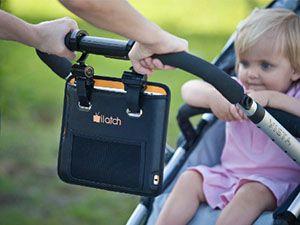 best-stroller-hacks-ipad-holder-for-baby