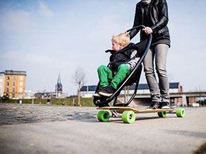 best-stroller-hacks-longboard