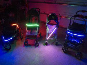 best-stroller-hacks-night-lights