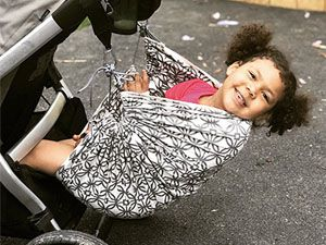 best-stroller-hacks-stroller-hammock