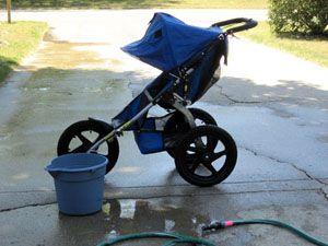 best-stroller-hacks-washing