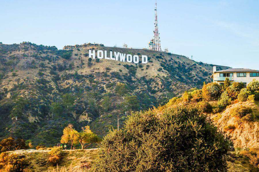 stroller friendly hikes LA - Los Angeles